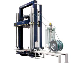 Páskovací automat palet Cyklop XZE