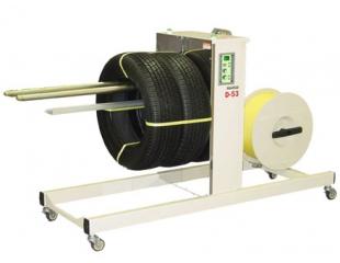 Páskovací stroj D53RS